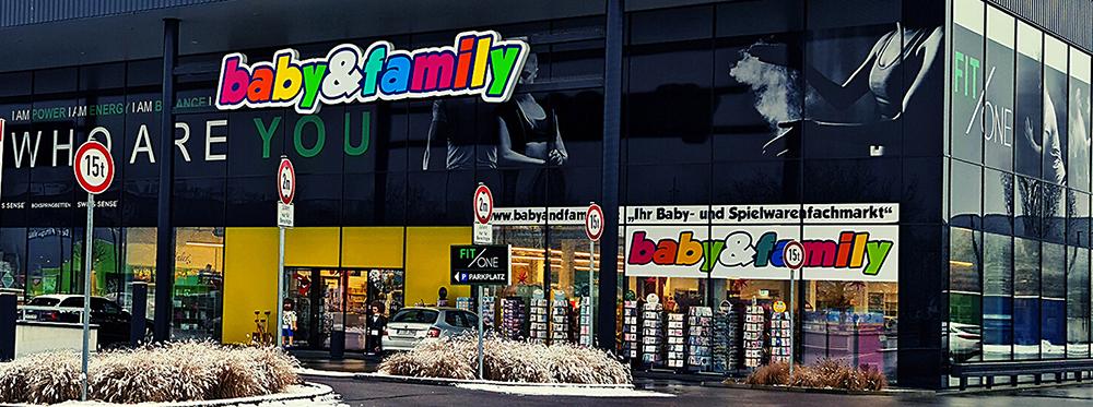 Fachmarkt Ingolstadt