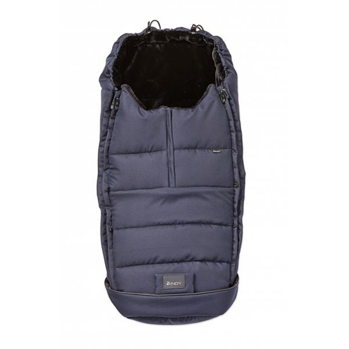 Gesslein - Indy Fußsack Igloo SAILOR-BLUE