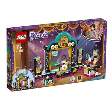 LEGO - Friends - Andreas Talentshow 41368