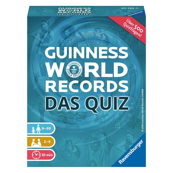 Ravensburger - Kartenspiele, Guiness World Records