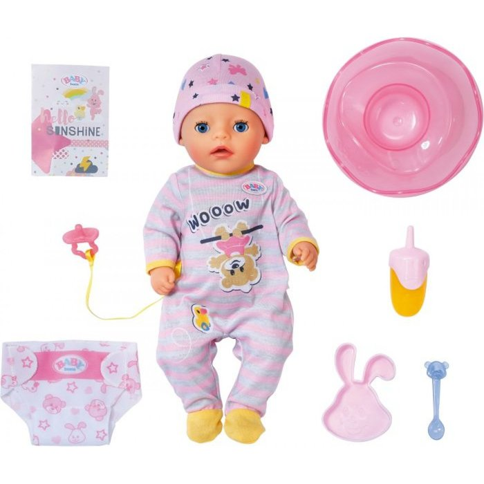 Zapf - BABY born Soft Touch Little Girl 36cm