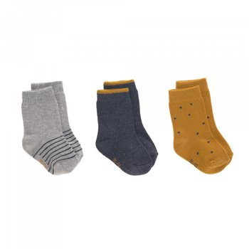 Lässig - Kindersocken Gr. 15-18 BLUE (2)
