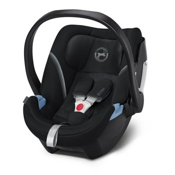 Cybex - Aton 5 DEEP-BLACK (1)