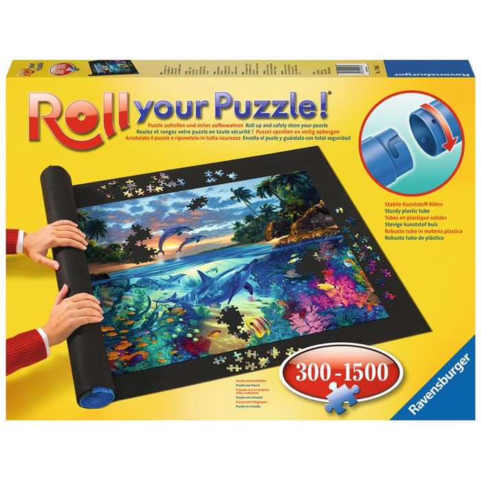 Ravensburger - Puzzlezubehör, Roll Your Puzzle